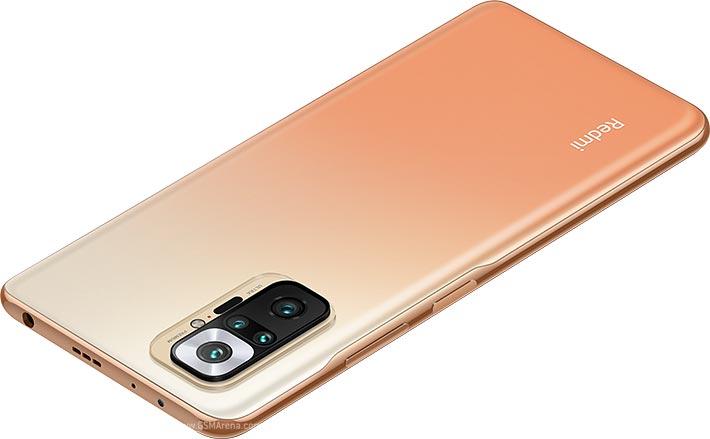 گوشی موبایل شیائومی مدل Redmi Note 10 Pro ظرفیت 128 گیگابایت رم 6 گیگابایت
