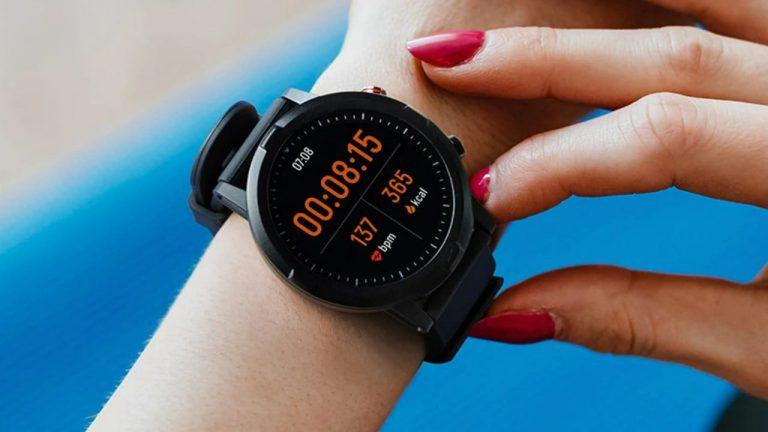 ساعت هوشمند هایلو مدل RT
