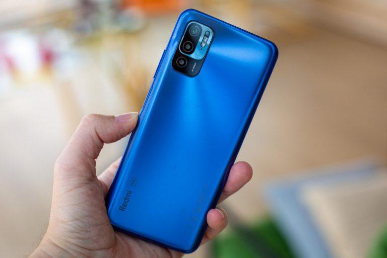 گوشی موبایل شیائومی مدل Redmi Note 10 5G ظرفیت 128 گیگابایت رم 6 گیگابایت